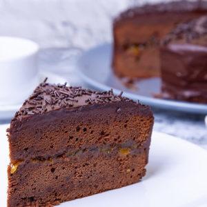 Ciasto czekoladowe wegańskie gdańsk
