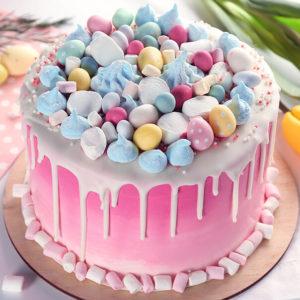 Tort drip cake gdańsk