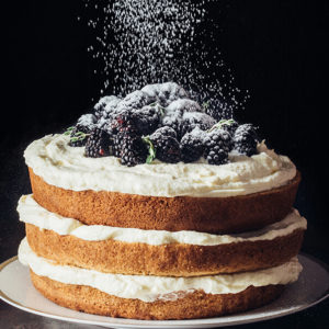 Tort nacked cake gdansk
