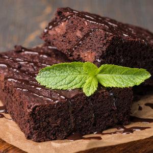 Brownies bez orzechów Gdańsk